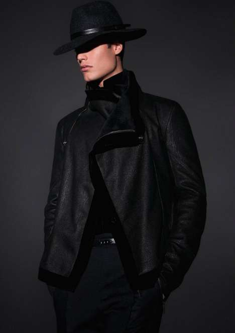Emporio Armani Fall/Winter 2012
