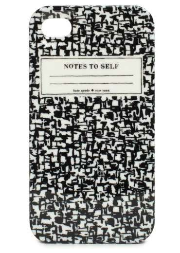 Kate Spade Notebook Case
