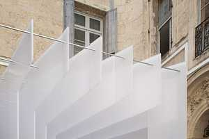 Reframe for the 2012 Festival of Lively Architecture is Cube-Shaped