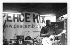 Crowdsourced Peace-Promoting Anthems - Peace Mix UK is Creating a Unique Musical Opportunity