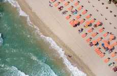 Aerial Seaside Photography