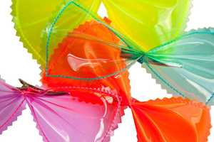 The Rainbow Brights by Yestadt Millinery Add Color to Coifs