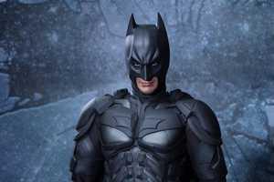 Hot Toys Releases a Life-Like Batman Figurine