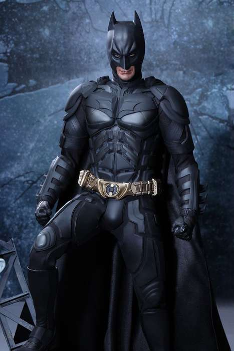 Life-like Batman Figurine