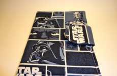 Geeky Gadget Holders - The Star Wars Kindle Cover by The 2 Sisters Shoppe is Perfect for Fans