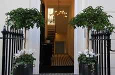 Homey Hotel Havens - B+B Belgravia Offers a Townhouse Treat for London Locals and Visitors