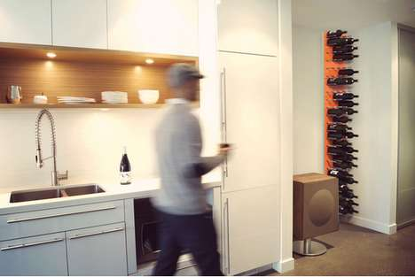 Stact Wine Rack