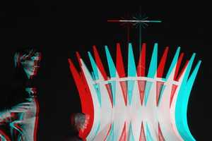 Vicente de Paulo Manipulates the Work of Oscar Niemeyer