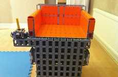 Robotic Cubed Chairs
