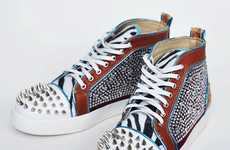 Guylook's Jewelry Spikes High Shoes Offer Elite Style at a Low Price