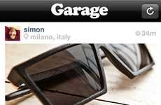 Virtual Yard Sale Applications - The Garage App Embodies Elements of Instagram and eBay