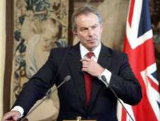 Tony Blair Keynotes