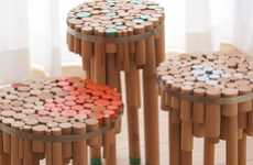 Diced Dowel Tables