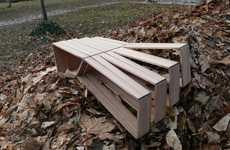 Terrain-Conforming Seating
