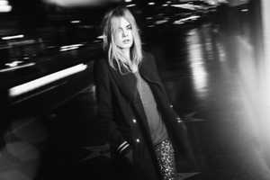 The Zara TRF A/W 2012 Campaign Features a Carefree Cara Delevigne
