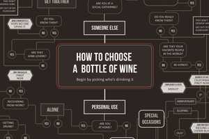 This 'How to Choose a Bottle of Wine' Guide is a Must-See