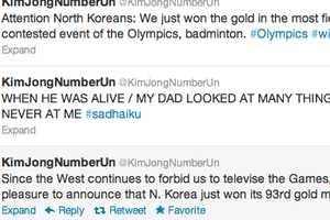 The 'KimJongNumberUn' Twitter Account Demystifies a Secretive Leader