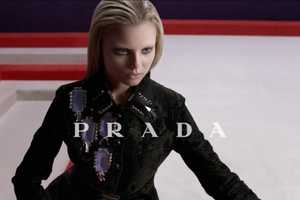 The Prada F/W 2012 Ad Video Plays with Bejeweled Color