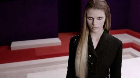 Prada F/W 2012 Ad Video