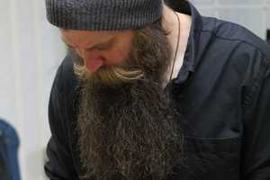 The Moosehead Journey Toasts Leather Maker Ken Diamond