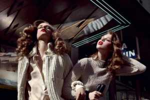 The Sonia Rykiel Fall 2012 Campaign is Chic and Glamorous