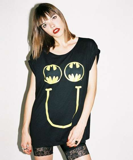 Lazy Oaf Batman