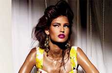 25 Provocative Bianca Balti Pictorials