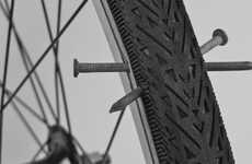 Indestructible Bicycle Wheels