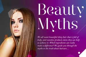 The Beauty Myths Chart Lays Out the Truth