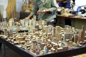 The 'Paper Metropolis' by Kiel Johnson Redefines Building Blocks