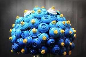 Hillary Coe 'Spray Bouquet' Series is Eco-Friendly