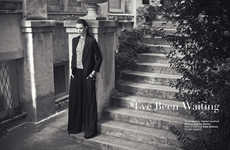 I Have Been Waiting by Daniel Luxford is a Chic Monochromatic Series