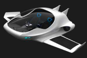 The Air-Elf Anticipates Jetsons-Style Urban Transportation for Two