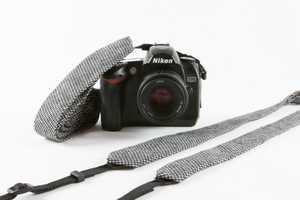 The Necktie Camera Strap Will Class Up Any Event