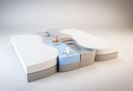 Lect-Utopia bed