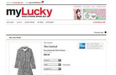 Store-Bypassing Shopping Sites - MyLuckyMag.com Will Allow Readers to Buy Directly From Retailers
