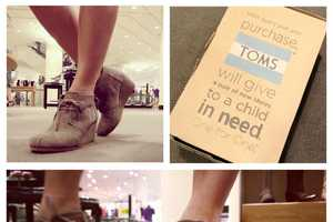The TOMS Desert Bootie is Another Pair of Chic Charitable Kicks