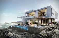 13 Examples of Cliffside Architecture