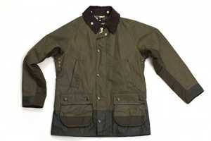 The Barbour x Wood Wood 10th Anniversary Jacket Updates the Classic