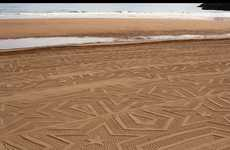 Geometrically-Groomed Coasts