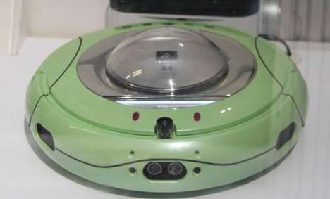 Halo Robot Vacuum Cleaner