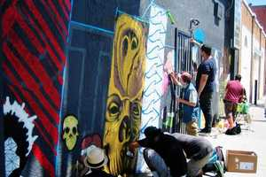 Streetcraft LA Helps Young People Turn a Profit On Their Art