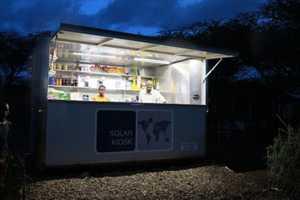 Ethiopia's 'Solarkiosk' Focuses on Energy