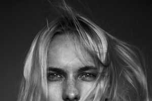 The Kamil W by Krzysztof Wyzynski Editorial is Androgynous