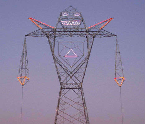 Power Tower Installations