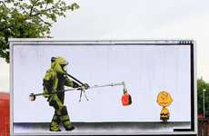 Anti-Advertising Street Art