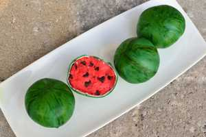 The 'Watermelon Cake Pops' are Adorably Delicious
