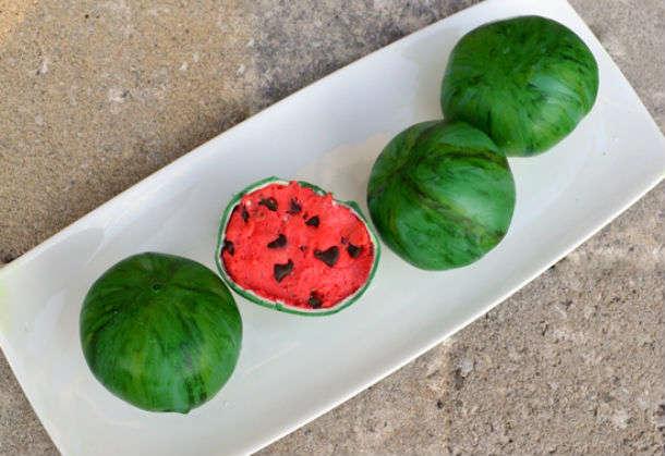 Fruit-Inspired Red Velvet Desserts