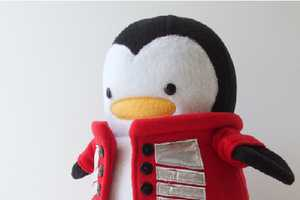 Add Some Personality to Plushies With the 'My Dear Darling' Penguins