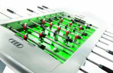 30 Phenomenal Foosball Tables
